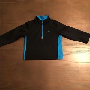 Carter's 1/2 zip pullover lightweight